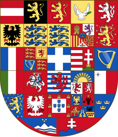 Soruce: http://deskofbrian.com/2012/01/sp-downgrades-9-more-euro-countries-credit-rating-germany-stands-alone-with-aaa-rating/eu-european-union-coat-of-arms-2/
